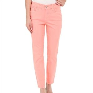 NYDJ coral ankle jeans